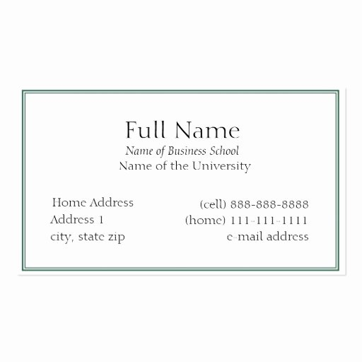 Law Student Business Cards Lovely Student Business Cards 5 000 Student Busines Card
