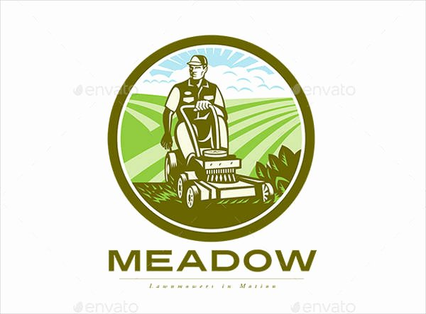 Lawn Care Business Logos Lovely 8 Lawn Service Logos Psd Png Vector Eps
