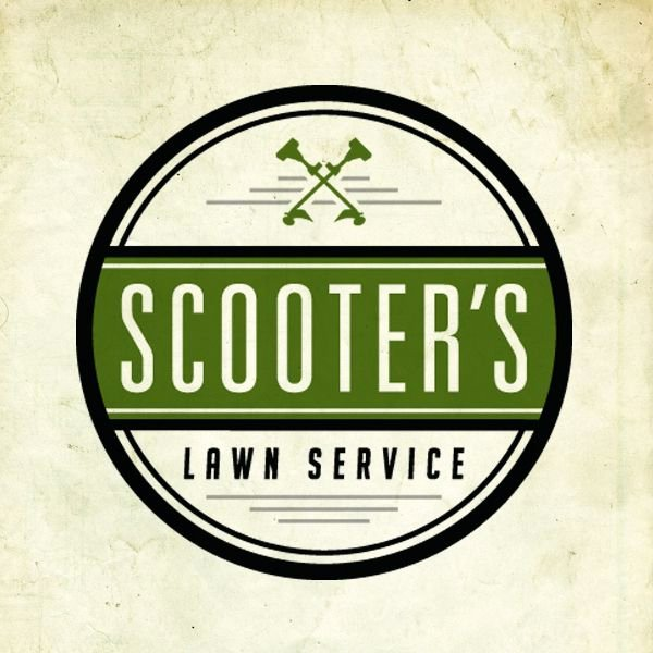 Lawn Care Business Logos Lovely Scooter S Lawn Service Logo by Steve Wolf Via Behance Summer Camp Insps Pinterest