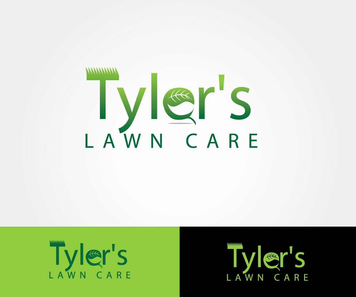 Lawn Care Business Logos New 122 Modern Professional Lawn Care Logo Designs for Tyler S Lawn Care A Lawn Care Business In Canada
