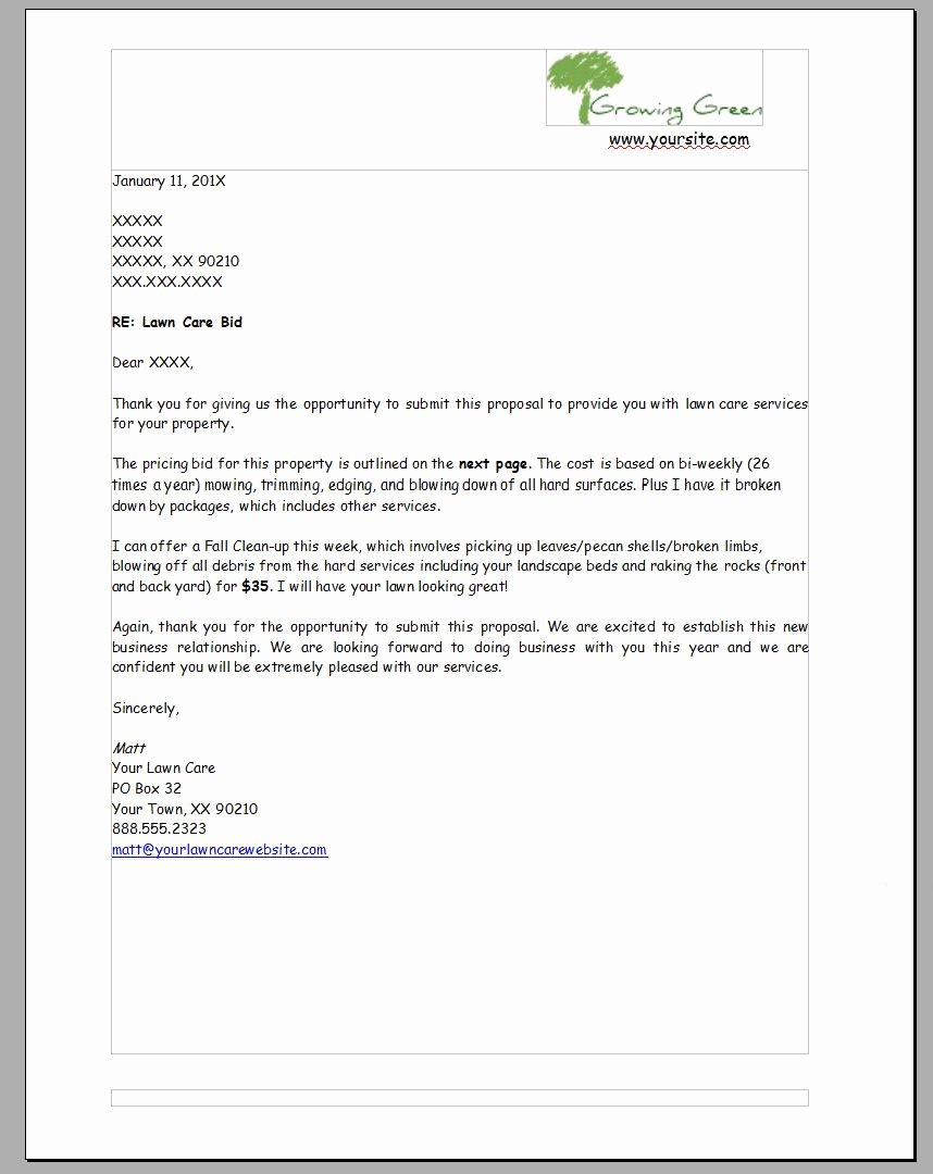 Lawn Care Estimate form Fresh Pin by Lisa R On Landscaping Business