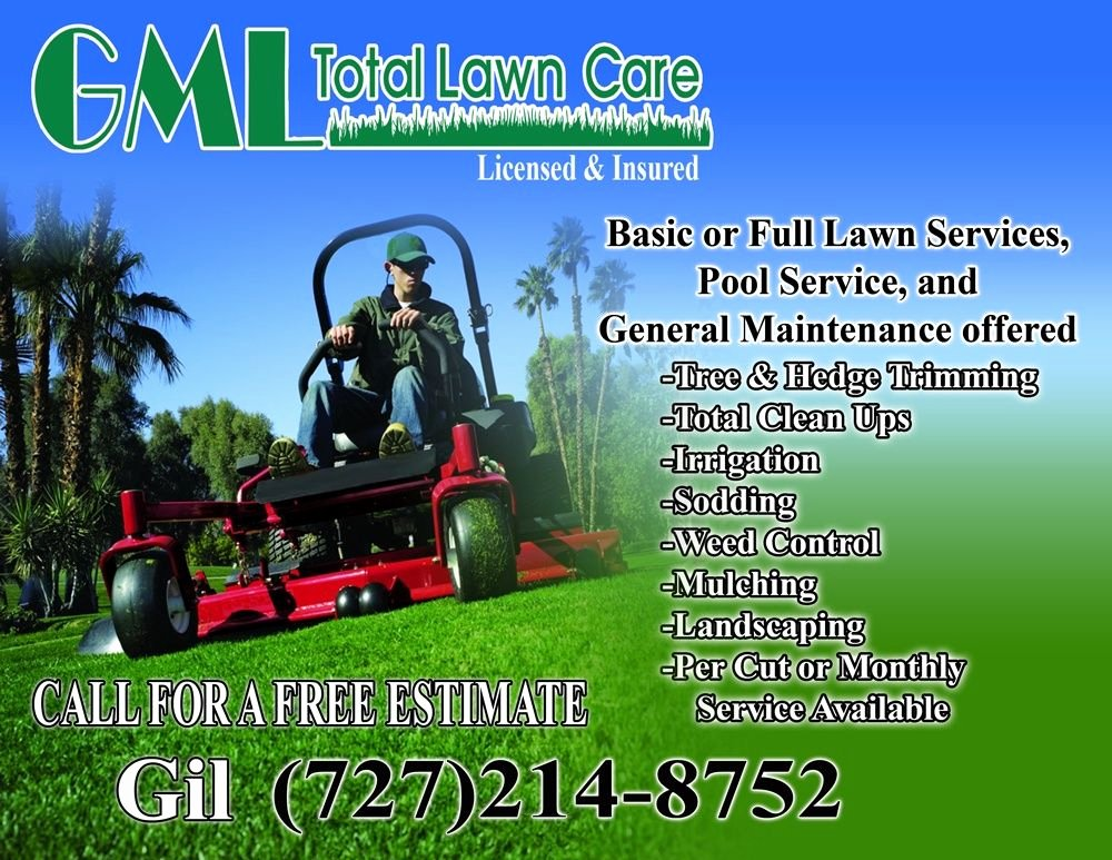 Lawn Care Service Flyers Lovely Lawn Care Gml total Lawn Care Flyer Lawn Care & Landscaping