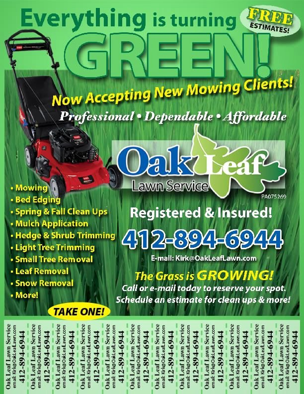 Lawn Mowing Service Flyer Luxury Lawn Care Flyers My First Advertisement Craigslist and Beyond