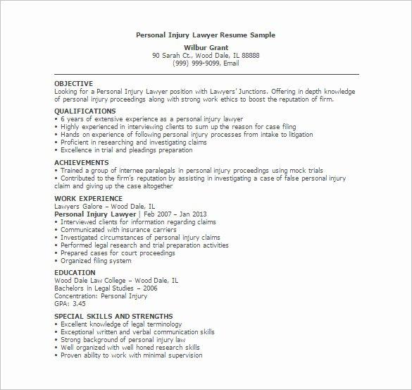 Legal Resume Template Word Luxury Legal Resume Template Word Resume Sample