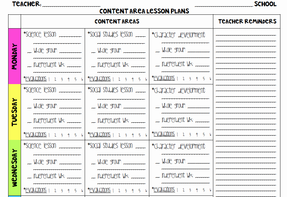 Lesson Plan Template Common Core Fresh Ms M S Blog 2 New Lesson Plan Templates for Sale