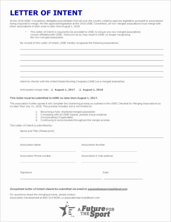 Letter Of Intent Construction Best Of 33 Letter Of Intent Templates Free Word Sample Documents