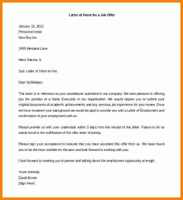 Letter Of Intent Construction Inspirational Advantages and Disadvantages Of Letters Of Application