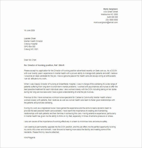 Letter Of Resignation Nursing New 11 Sample Nursing Resignation Letter Templates Pdf Doc