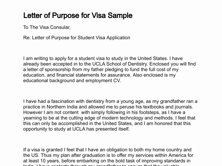 Letter Of Sponsorship for Student Beautiful Sle Cv Student Visa Gallery Certificate Design and Letter Of Intent In 2019