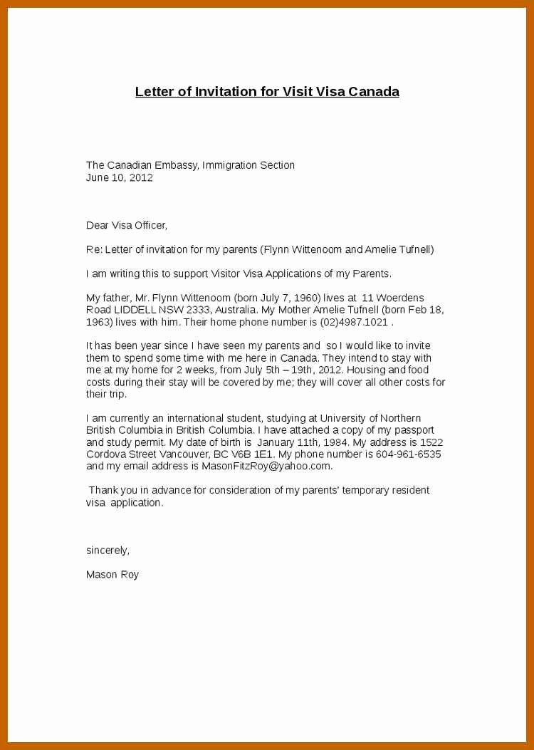 5 6 support letter sample for immigration