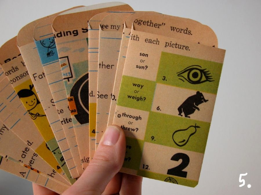 Library Checkout Cards Template Lovely Able Pdf Template to Make Library Pockets Love these Pockets Made From Vintage