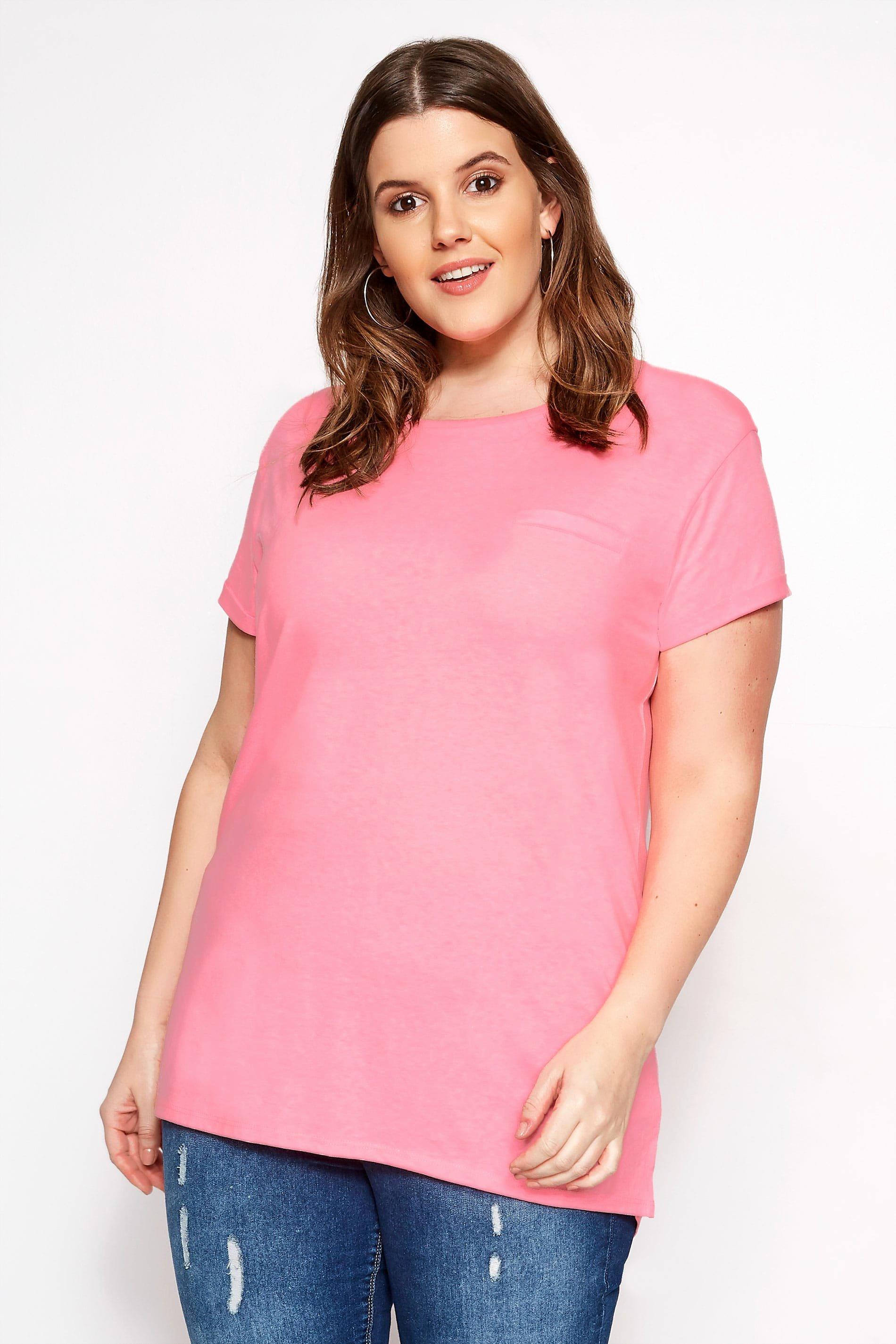 Like Us On Facebook Template Lovely T Shirt Pink Große Größen 44 64