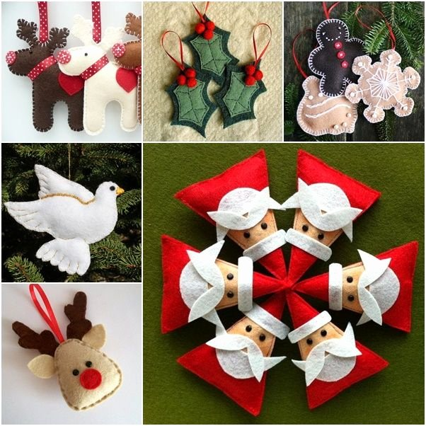 Like Us On Facebook Template Unique Diy Felt Christmas ornament Pattern and Template