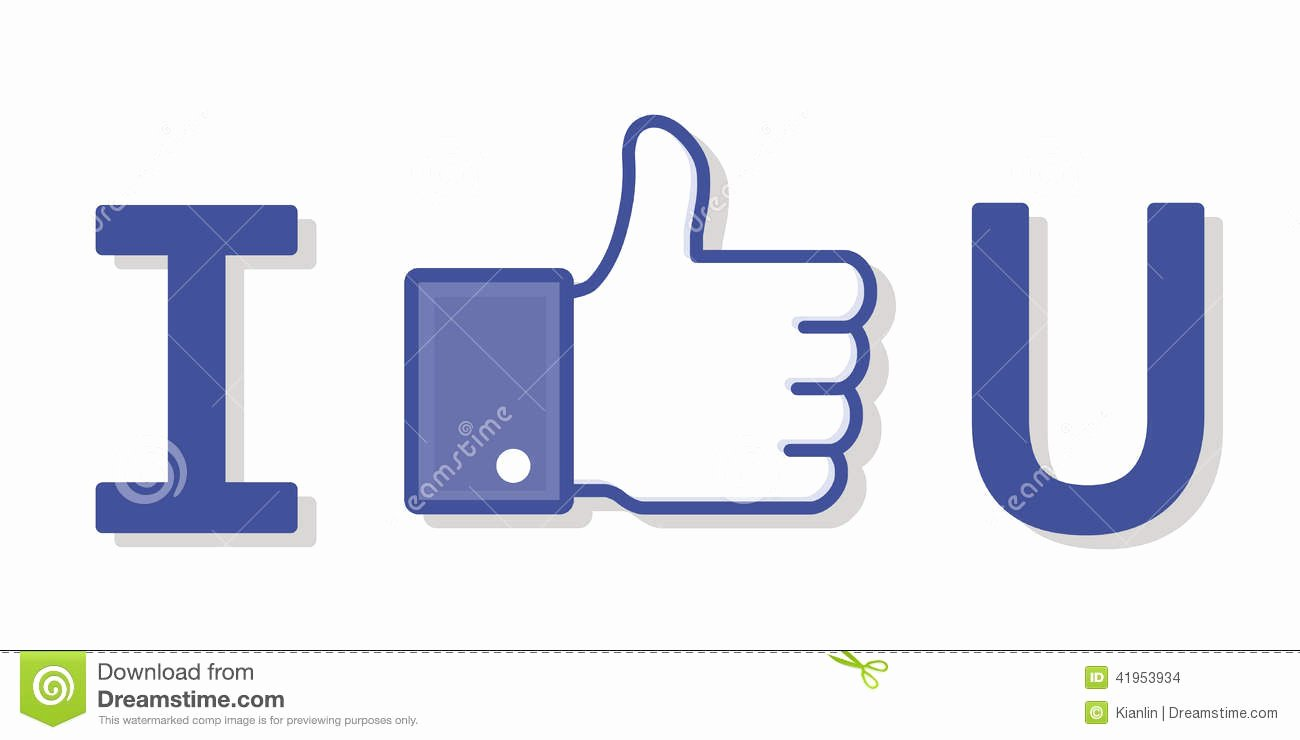 Like Us On Facebook Vector Beautiful Like Editorial Stock Image Image Of Munity