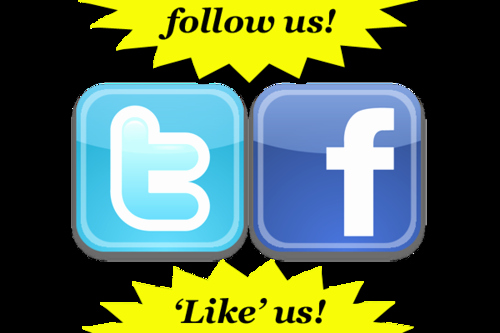 Like Us On Facebook Vector Beautiful Like Us Vector Clipart Best