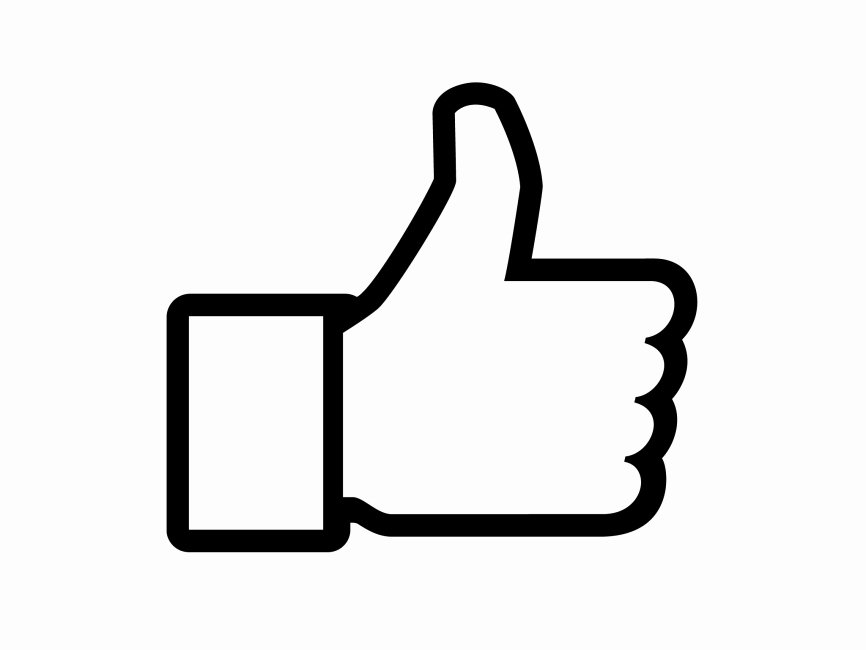 Like Us On Facebook Vector Best Of Like Vector Icon Logowik
