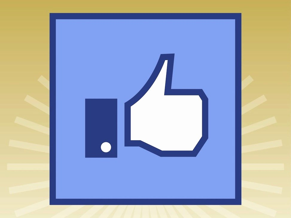Like Us On Facebook Vector Inspirational Like button Vector Clipart Best