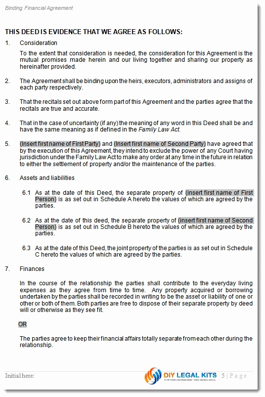 Living Agreement Contract Template Fresh Same Gender Cohabitation Agreements