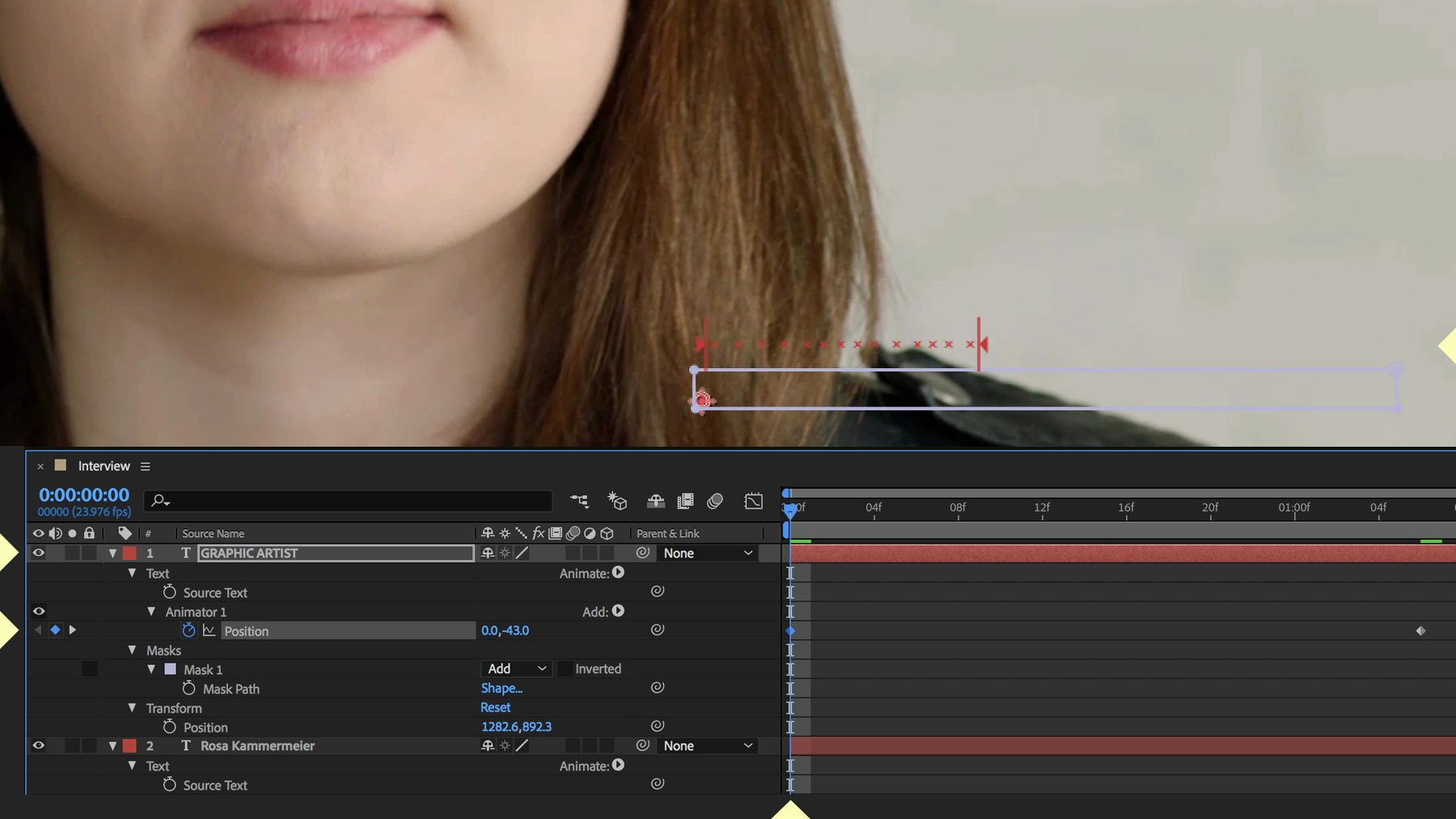 Lower Third after Effects Luxury How to Animate A Lower Third