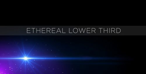 Lower Third after Effects Unique 20 Professional after Effects Lower Third Templates