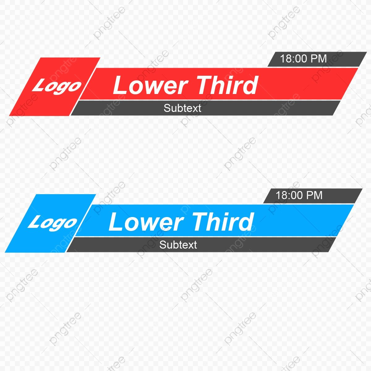 Lower Third Templates Photoshop Best Of Lower Third Vector Banner Free Lower Third Graphics Png Transparent Clipart Image and Psd