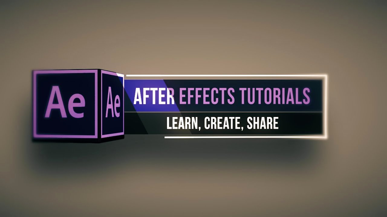 Lower Thirds after Effects New 3d Lower Thirds Tutorial