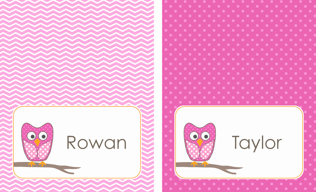 Luggage Name Tag Template Luxury Diy Bag Tag Template Great for Back to School Made these Last Night for My Girls Backpacks