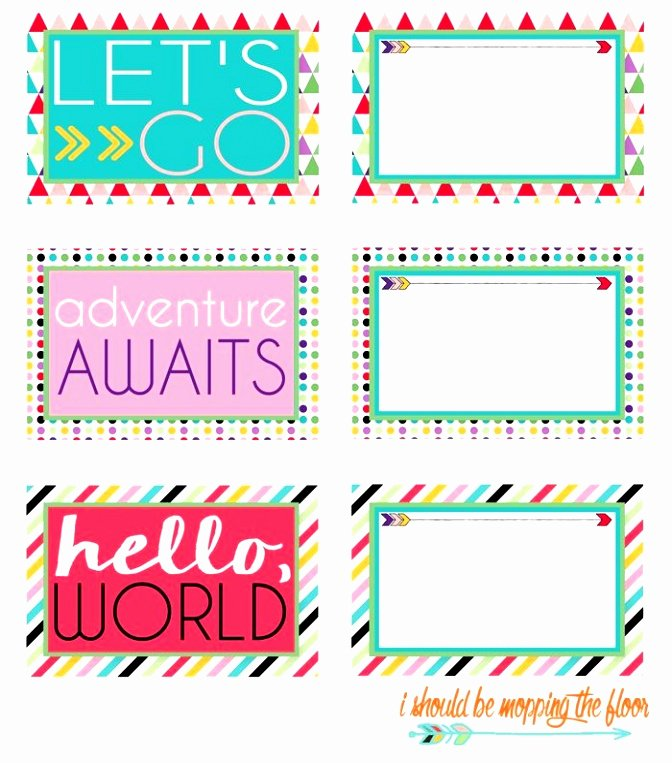 Luggage Tag Template Word Fresh 5 Free Printable Luggage Tags Template Uruyt