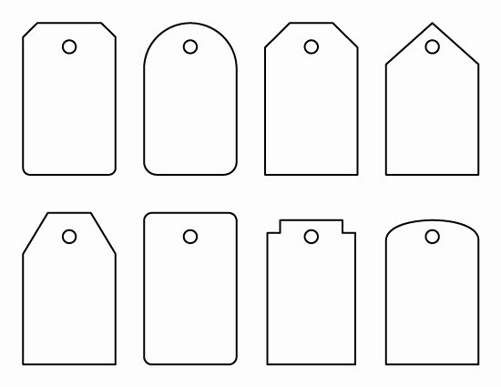 Luggage Tag Template Word Luxury 12 Useful Luggage Tag Templates for You