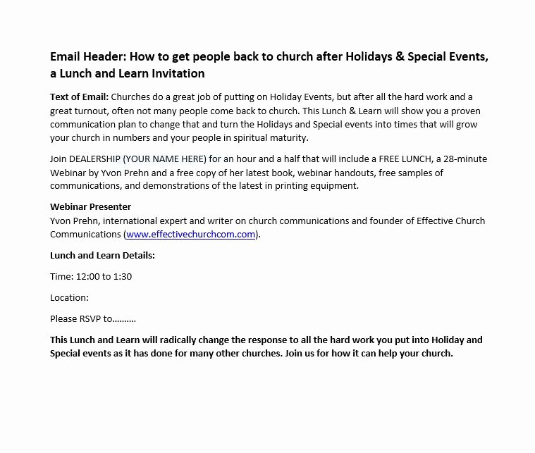 Lunch and Learn Invites Beautiful Greatest Sales tool Everything You Need for A Fall Lunch & Learn