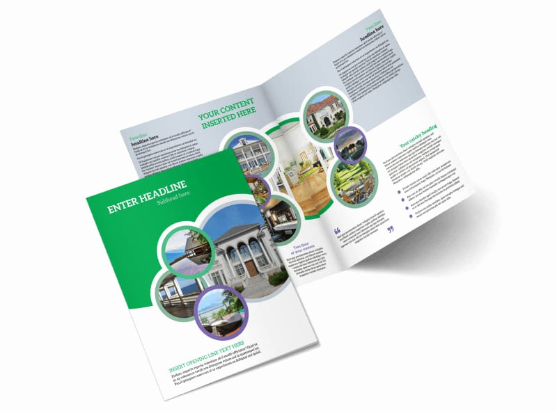 Luxury Real Estate Brochures Luxury Luxury Real Estate Brochure Template