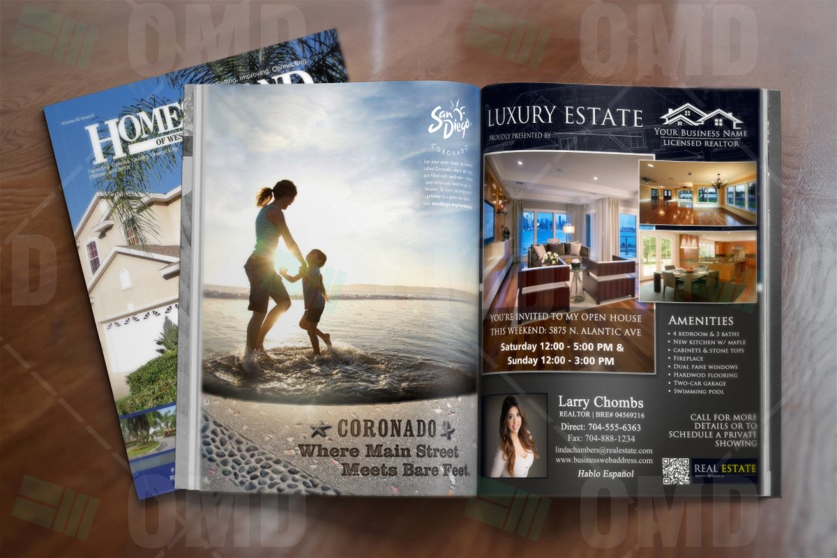 Luxury Real Estate Flyers Lovely Luxury Real Estate Flyer – Instant Download – Real Estate Lead Generator