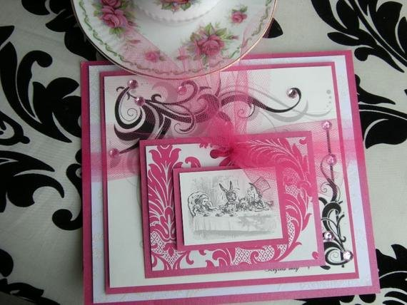 Mad Hatter Tea Party Invites Inspirational Mad Hatter Tea Party Invitation Sample Listing