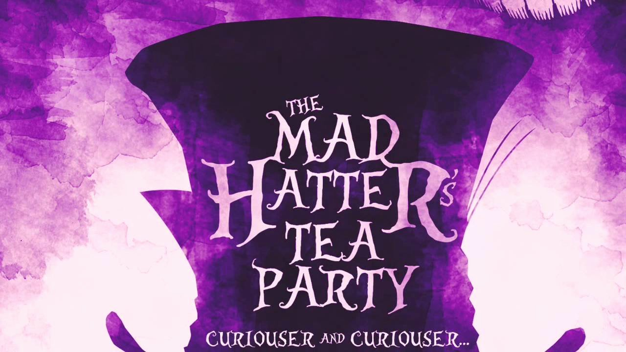 Mad Hatters Tea Party Invite Inspirational A Special Invitation to the Mad Hatter S Tea Party