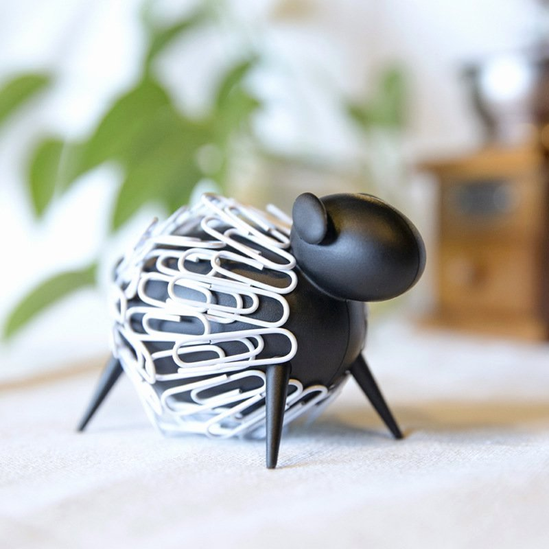Magnetic Paper Clip Holder Beautiful Sheepi Magnetic Paper Clip Holder Petagad