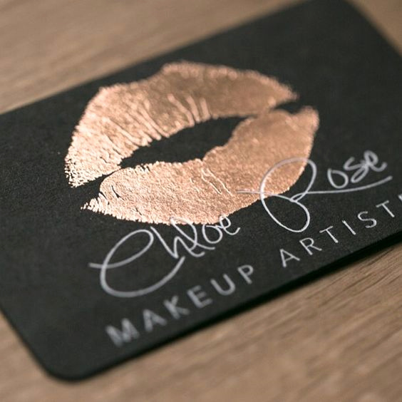 Makeup Artist Business Card Beautiful Everything You Need to Know About Makeup Artist Business Cards