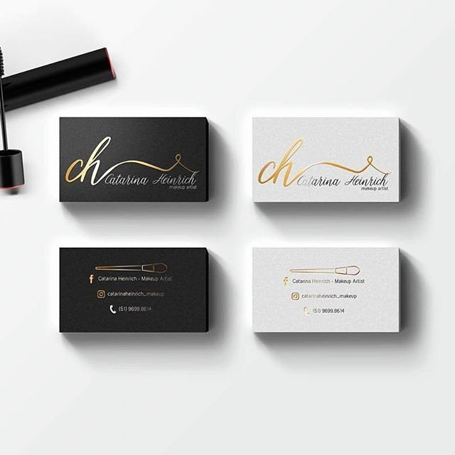 Makeup Artist Business Cards Beautiful Best 25 Makeup Artist Business Cards Ideas On Pinterest