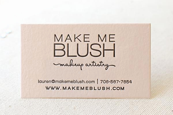 Makeup Artist Business Cards Inspirational top 25 Professional Makeup Artist Business Card Ideas
