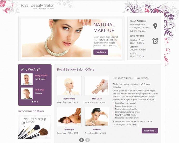 Makeup Artist Website Templates Elegant 10 Best Makeup Artists Website Templates Free & Premium themes