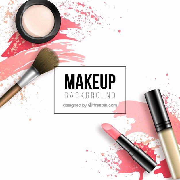 Makeup Artist Website Templates Inspirational Make Up Vectors S and Psd Files