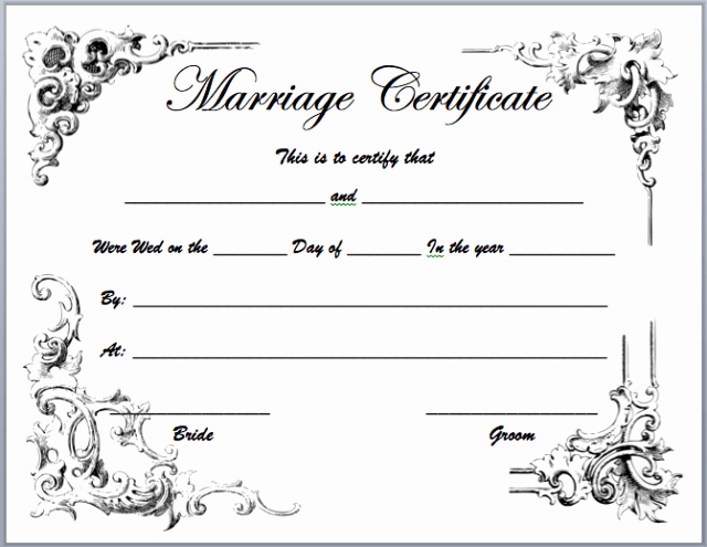 Marriage Certificate Template Microsoft Word Best Of Aashe Page 3 Of 18 E Stop for Printable