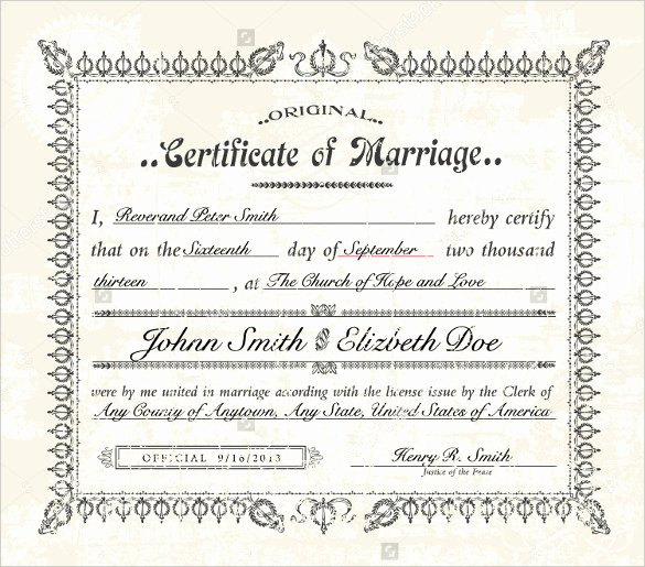 Marriage Certificate Template Microsoft Word Fresh Marriage Certificate Template Microsoft Word