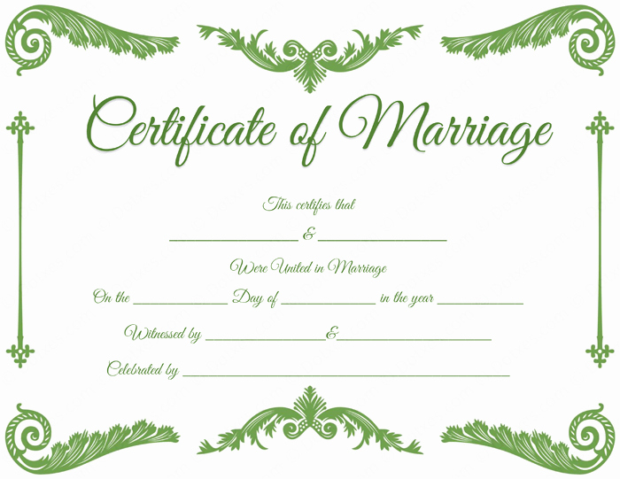 Marriage Certificate Template Microsoft Word Unique Royal Corner Marriage Certificate Template Dotxes
