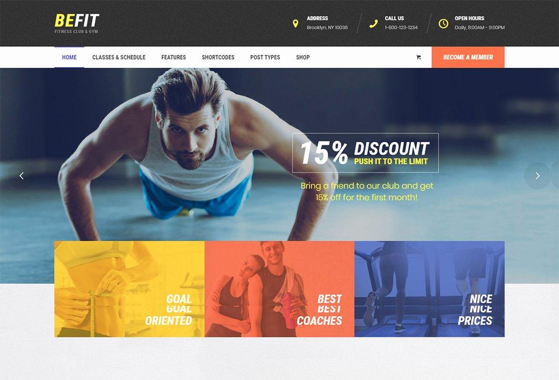 Martial Arts Wordpress theme Fresh 10 Best Martial Arts Wordpress themes 2019 Colorlib