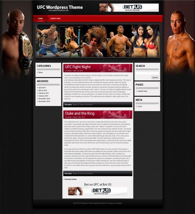 Martial Arts Wordpress theme Lovely Mma Wordpress theme Premium Mma Wordpress theme