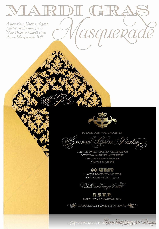Masquerade Ball Invitations Free Templates Elegant Masquerade Ball Invitation Templates Free 30th Pinterest