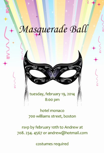 Masquerade Ball Invitations Free Templates Unique 301 Moved Permanently