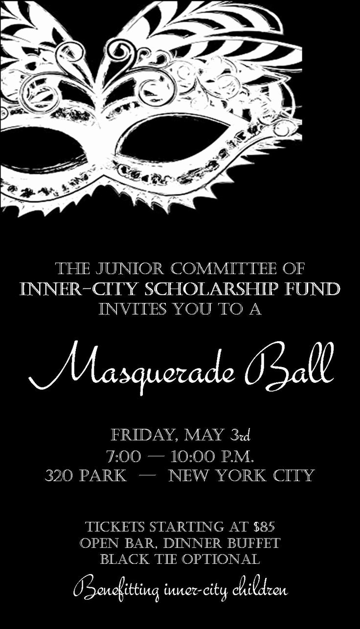 Masquerade Ball Invitations Wording Beautiful Halloween Masquerade Ball Invitations Google Search