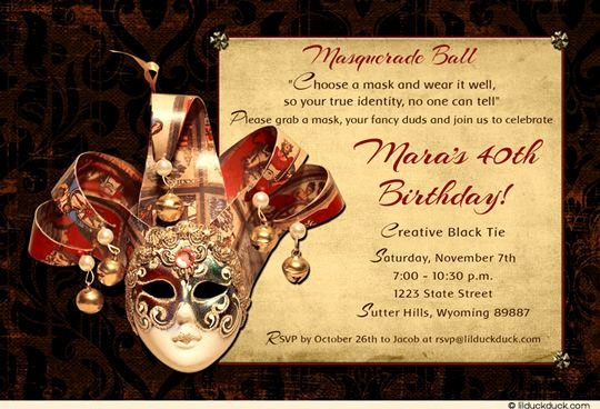 Masquerade Ball Invitations Wording Fresh 1000 Images About Masquerade Ball Ideas On Pinterest