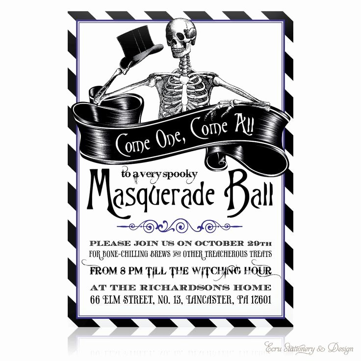 Masquerade Ball Invitations Wording Lovely Masquerade Ball Party Invitations Wording Letter